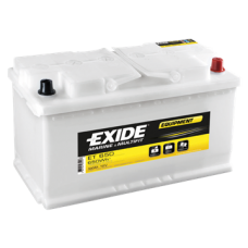 ET650   100Ah12V EXIDE Equipment
