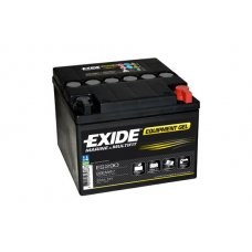 25Ah12V EXIDE equipment gel
