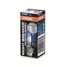 OSRAM XENARC NIGHT BREAKER UNLIMITED 66240XNB