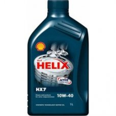 SHELL PLUS HX7 10W-40 1L