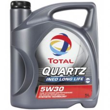 TOTAL QUARTZ INEO LLIFE 5L